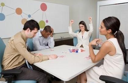 Office teambuilding