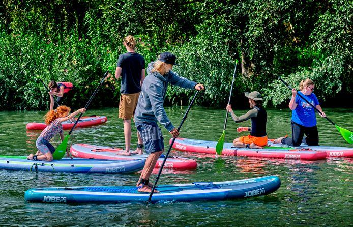 Huur Kayak of Sup